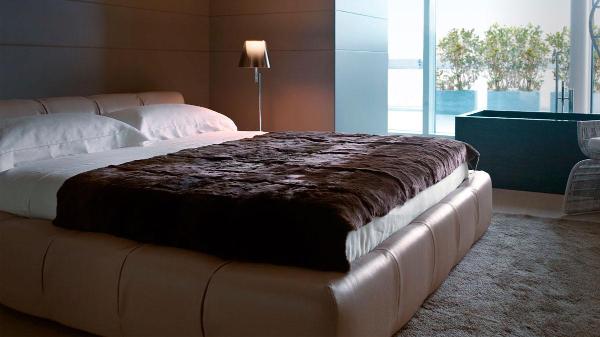 Tufty cama b b italia piarti muebles de dise o italiano for Camas plegables diseno italiano