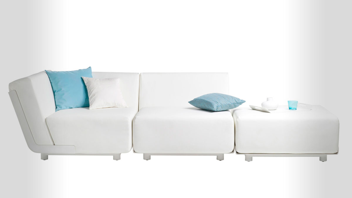 MIRTHE SOFA - Tribu